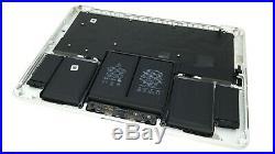 13 Top Case Keyboard Battery MacBook Pro Retina A1502 Late2013 2014 A+ Grade