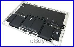 13 Top Case Keyboard Battery MacBook Pro Retina A1502 Late 2013 2014 A Grade