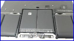 13 Top Case Keyboard Battery + trackpad MacBook Pro Retina A1502 L 2013 2014