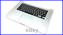 15 Full Top Case Keyboard Trackpad Battery MacBook Pro Retina A1398 L 2013 2014