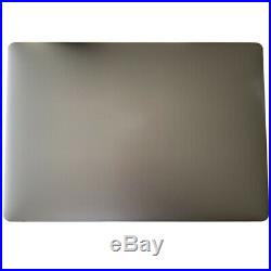 15 LCD Assembly with Case for MacBook Pro A1990 2018 EMC 3215 Retina Space Gray