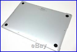 15 Lower Bottom Case For MacBook Pro A1398 2012 2013 2014 2015 B Grade
