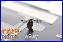 15 MacBook Pro 2010 2011 2012 PALMREST TOP CASE KEYBOARD TRACKPAD A1286 A+