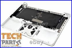 15 MacBook Pro 2010 2011 2012 PalmRest Top Case Keyboard Trackpad A1286 A