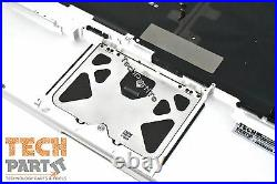 15 MacBook Pro Mid 2009 PalmRest Top Case Keyboard Trackpad 605-5244 A1286 / A+