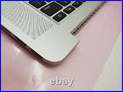 15 MacBook Pro Retina 2013 14 Top Case Palm-Rest Keyboard Trackpad