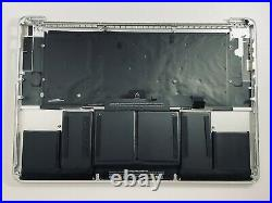 15 MacBook Pro Retina A1398 Top Case Late 2013 Mid 2014 Grade A low cycles