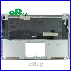 15 Macbook Pro A1398 2012 Compatible Retina Top Case Palmrest & UK Keyboard