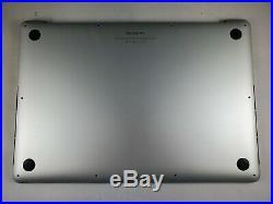 15 Mid 2015 Apple MacBook Pro Retina A1398 Top & Bottom Case Keyboard Trackpad