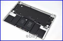 15 Mid 2015 Apple MacBook Pro Retina A1398 Top Case Keyboard Trackpad Battery C