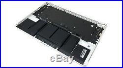 15 Top Case Keyboard Trackpad Battery A1398 MacBook Pro Retina Mid 2012 E 2013
