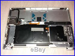 17 MacBook Pro A1297 TOP CASE PALMREST KEYBOARD TRACKPAD ASSEMBLY FULL SET