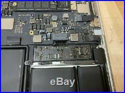 2015 Apple MacBook Pro 13 Retina (Almost) Complete Top Case Logic Board Bundle