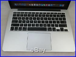 2015 Apple Macbook Pro Mf839ll/a 13.3 I5 2.7ghz 8gb 128gb + New Screen / Casing