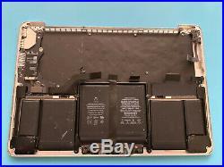 2015 MacBook Pro 13 A1502 OEM Top Case 661-8154 B- Grade Palmrest