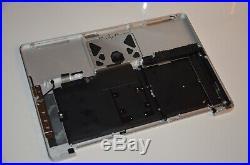 #565 APPLE Macbook Pro 15.4 (A1286) +++ Top Case +++ 661-6509 +++