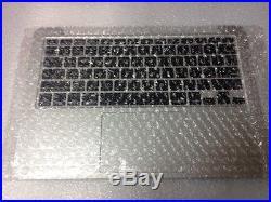 661-02361 MacBook Pro Retina A1502 13 keyboard + top case + trackpad + battery