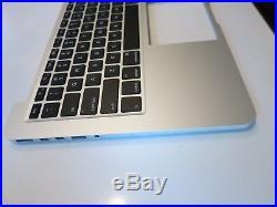 99% NEW Apple MacBook Pro 13 A1502 2015 Top Case A1582 Keyboard