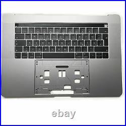 A1990 Topcase Tastatur mit Backlight für Apple Macbook Pro Retina 15 2018 2019