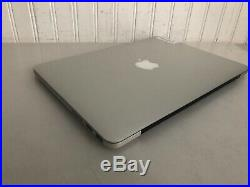 APPLE 2013MacBook Pro A1502 -13- i5@2.4GHz-16GB Ram 256GB SSD With CASE