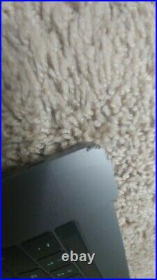 APPLE MACBOOK PRO A1990 case KEYBOARD PALMREST TRACKPAD BATTERY Space Gray C+