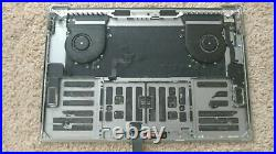 APPLE MACBOOK PRO A1990 case KEYBOARD PALMREST TRACKPAD Space Gray B+ PARTS