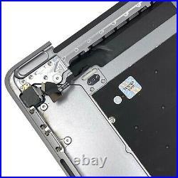 Apple 15 MacBook Pro Space Gray Top-Case Keyboard Battery 2016 2017 / A1707 / B