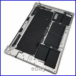 Apple 16 MacBook Pro Silver Top-Case Keyboard + Battery 2019 2020 / A2141 / A