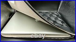 Apple A1398 MacBook Pro Retina 15.4 Mid 2015 + Genuine Welden Slim Case Bundle