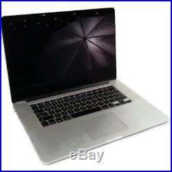 Apple A1398 MacBook Pro Retina 15 LCD Screen/Keyboard/Battery/Fan Case Assembly