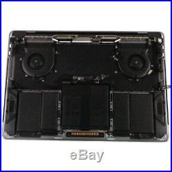 Apple A1706 MacBook Pro 13 Keyboard/Battery/Fans Case Assembly