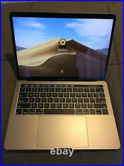 Apple MacBook Pro 13.3 128GB Laptop w Touchbar NEWithOpen w CARRY CASE BUNDLE