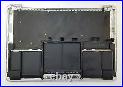 Apple MacBook Pro 13 A1502 2013 / 2014 Topcase 193 cycles QWERTZ Trackpad Akku