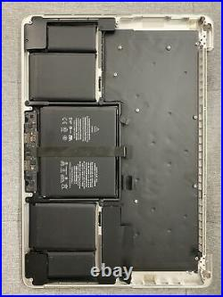 Apple MacBook Pro 13 A1502 2015 Top Case A1582 Battery Keyboard Touchpad Grd A