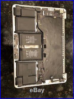 Apple MacBook Pro 13 A1502 2015 Top Case A1582 Battery Keyboard TrackPad