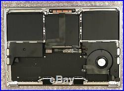 Apple MacBook Pro 13 A1708 2017 Palm Rest Top case UK Keyboard Battery T/pad