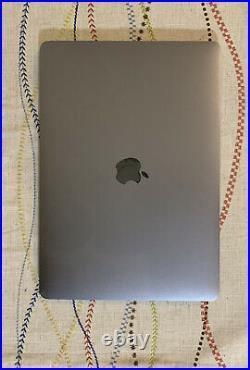 Apple MacBook Pro 13 Laptop, 256GB (June 2017, Space Gray) BUNDLE with Case