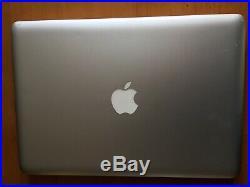 Apple MacBook Pro 13 mid 2012 i5/2.5GHz 8GB RAM/240GB SSD/c/w New Black Case