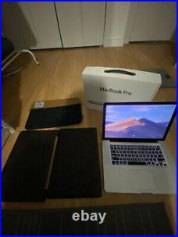 Apple MacBook Pro 15 (1TB HDD, Intel Core i7 2.30GHz, 8GB RAM) Bundle With Case