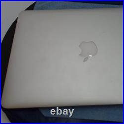 Apple MacBook Pro 15.4 A1398 MGXG2LL/A Mid-2014 Sticky Keys/Top Case/Input with