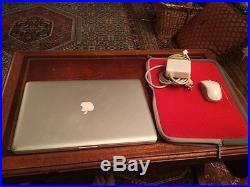 Apple MacBook Pro 15.4- MB470LL/A + V470 Logitech Mouse + Tucano Case! BUNDLE