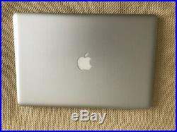 Apple MacBook Pro 15.4 Mid 2012 PRISTINE CONDITION, ALWAYS CASED 2TB SSD