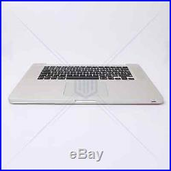 Apple MacBook Pro 15 A1286 2012 komplettes Topcase Tastatur Trackpad 613-8943