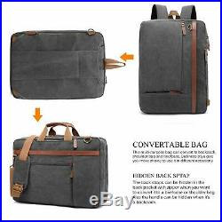 Apple MacBook Pro 15 Case Backpack Shoulder Bag Messenger Briefcase Pockets New