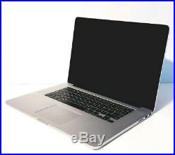 Apple MacBook Pro 15 Retina Bundle with Original Box and Case