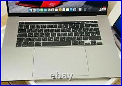 Apple MacBook Pro 16/Core i9/16/1TB / Pro 5500/Check/Case Radeon Pro 5500M