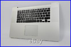 Apple MacBook Pro 17 A1297 2010 2011 Top Case Keyboard with Trackpad Grade A