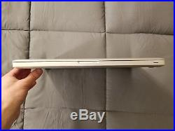 Apple MacBook Pro A1286 15.4 Laptop MD103LL/A (June, 2012) bundle clear case