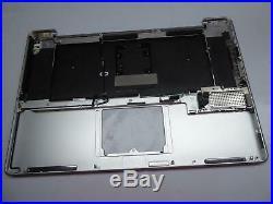Apple MacBook Pro A1297 17 Topcase UK Layout Gehäuse ohne Touchpad #3075