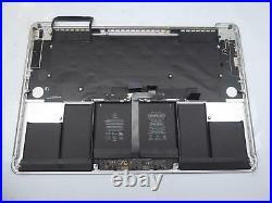 Apple MacBook Pro A1398 Gehäuse Topcase Norway Keyboard Touchpad Mid 2015 #3723